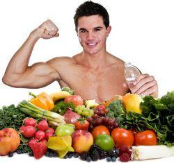 mangiare di più per la crescita muscolare
