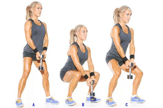 Musculation pour les femmes. Voici les énormes avantages!