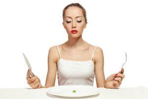 Parler de nutrition n'est jamais facile … L'alimentation et l'esprit: lien direct